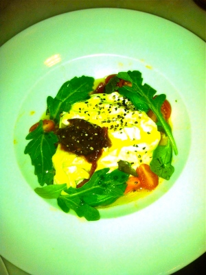 RPM Italian Burrata
